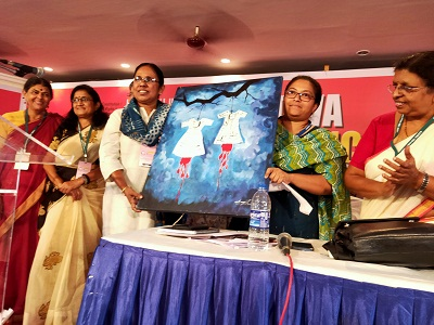 SAFEGAURD THE CONSTITUTION, UPHOLD WOMEN'S RIGHTS , REACH OUT TO MASS OF WOMEN!