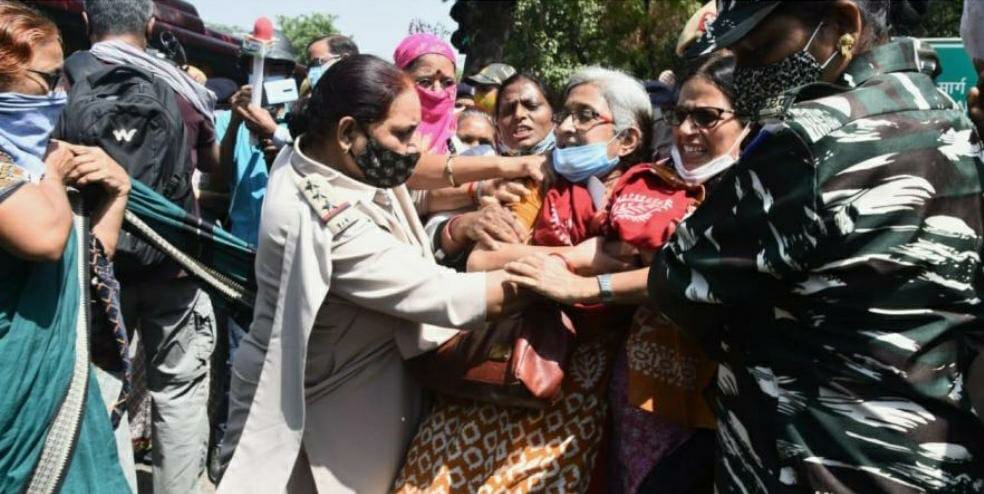 AIDWA Deplores the growing violence against women in UP