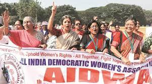 AIDWA Booklet - The Invisible Despair of Women in Hindi
