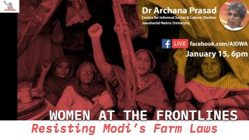 Women at the Frontlines: Resisting Modi's Farm Laws